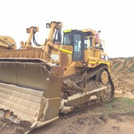 Used D9R Dozer for Sale