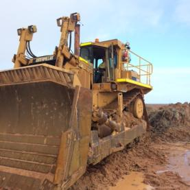 Used Caterpillar D10R Dozer