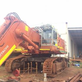 Used Hitachi EX1100-3 Excavator