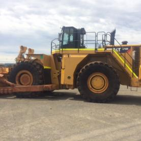 Caterpillar 844H Good Equipment