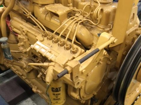 Reconditioned Caterpillar 3306 Engine from side