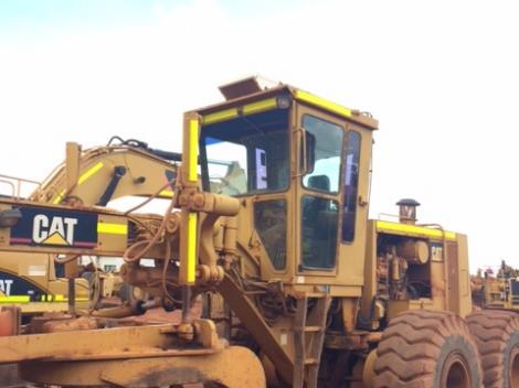 Used Caterpillar Grader 16G