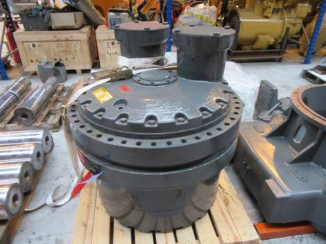 Liebherr 9350 Parts Oem Used Equipment