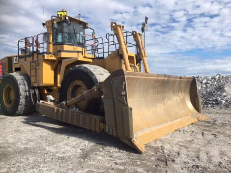 Caterpillar Dozer on Dirt For Sale