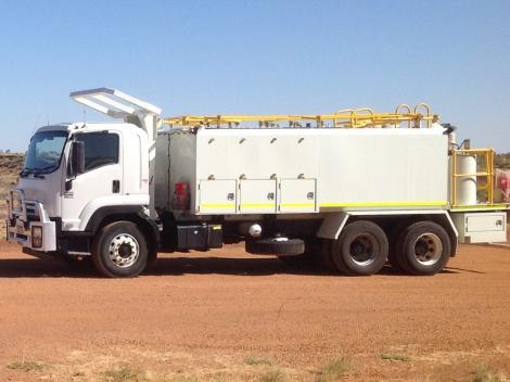 Used Isuzu FVZ1400 Water Truck