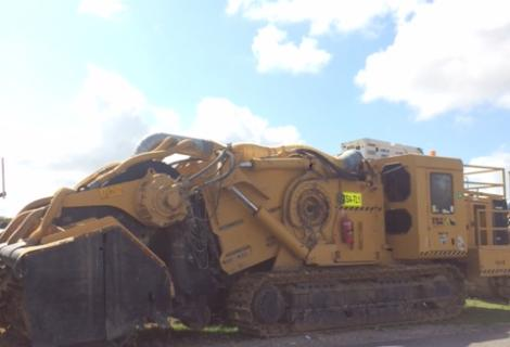 Vermeer T1255 for sale in from Brisbane